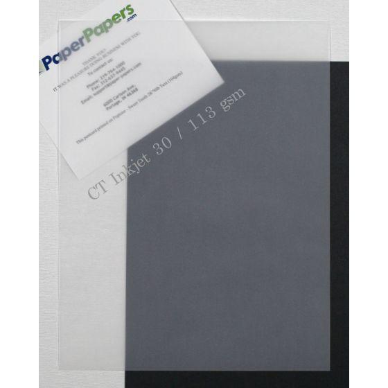 CT Inkjet 30 / 113 gsm Translucent Paper