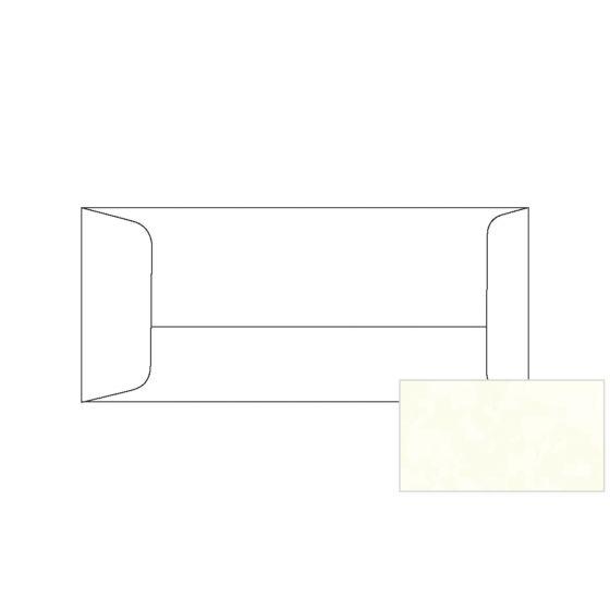Astroparche - White No. 10 Policy Envelopes (4.125-x-9.5-inches) - 2500 PK