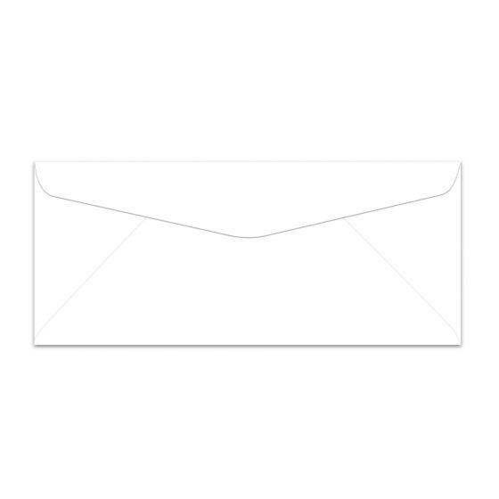 No. 14 Envelopes (5-x-11-1/2) - 24lb White Wove (Diagonal Seam) - 2500 PK