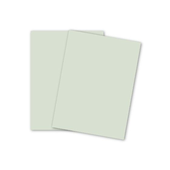 [Clearance] Crane 8.5 x 11 Card Stock Paper - CELADON - 100% Cotton - 134 Cover - 250 PK