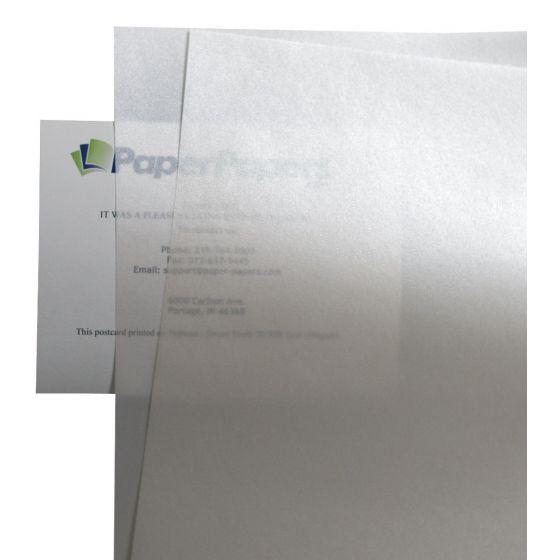 CT Platinum translucent paper