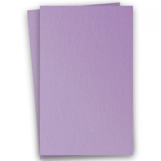 Stardream Metallic 11X17 Card Stock Paper - AMETHYST - 105lb Cover (284gsm) - 100 PK