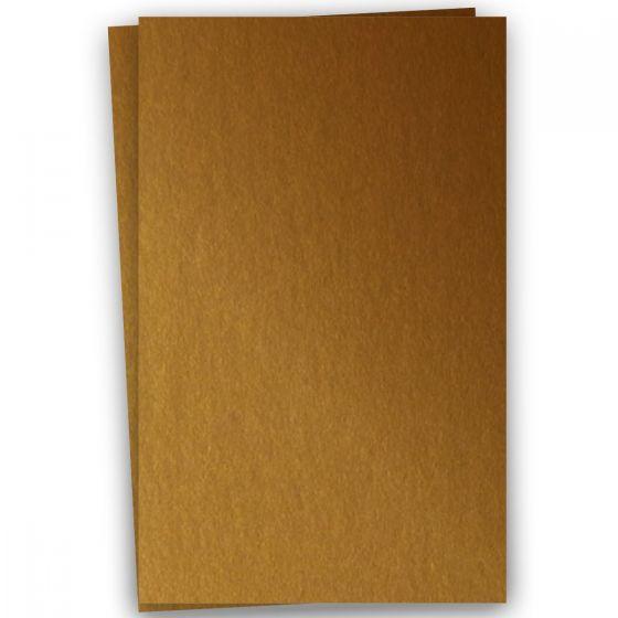 Stardream Metallic - 12X18 Card Stock Paper - ANTIQUE GOLD - 105lb Cover (284gsm) - 100 PK [DFS-48]