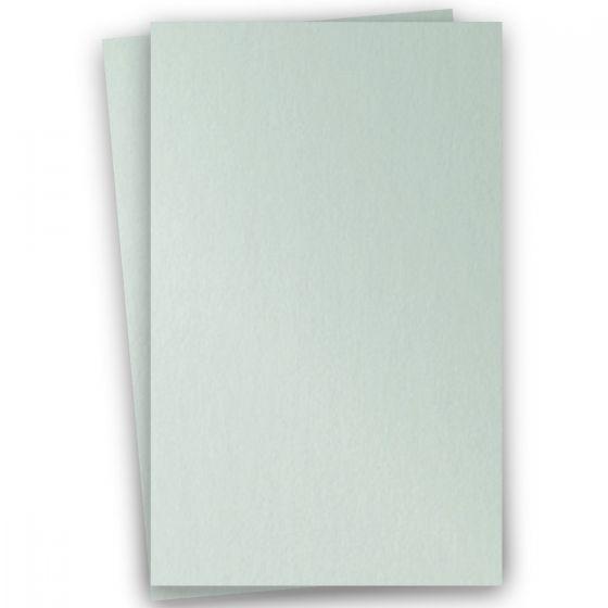 Stardream Metallic 11X17 Card Stock Paper - AQUAMARINE - 105lb Cover (284gsm) - 100 PK [DFS-48]