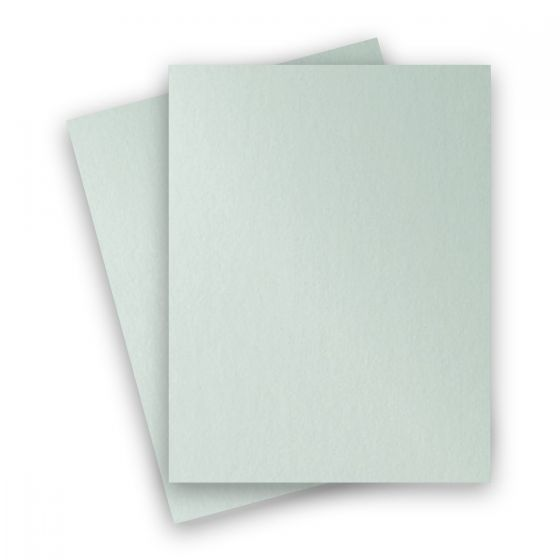 Stardream Metallic - 8.5X11 Paper - AQUAMARINE - 81lb Text (120gsm) - 25 PK