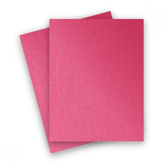 Stardream Metallic - 8.5X11 Paper - AZALEA - 81lb Text (120gsm) - 250 PK [DFS-48]