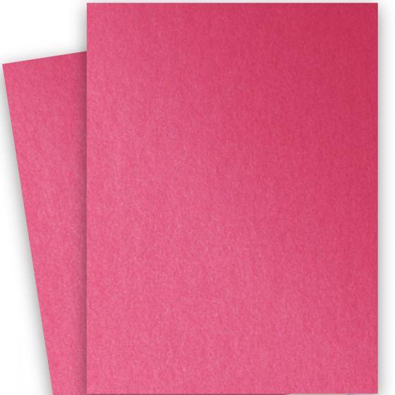 Stardream Metallic - 28X40 Full Size Paper - AZALEA - 105lb Cover (284gsm)