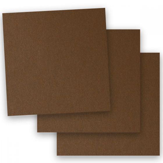 Stardream Metallic - 12X12 Card Stock Paper - BRONZE - 105lb Cover (284gsm) - 100 PK [DFS-48]