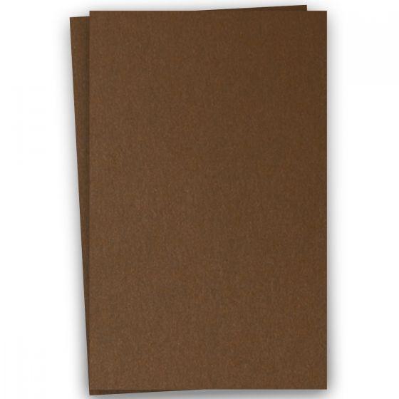 Stardream Metallic - 12X18 Card Stock Paper - BRONZE - 105lb Cover (284gsm) - 100 PK [DFS-48]