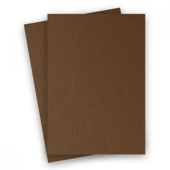 Stardream Metallic - 8.5X14 Legal Size Paper - Bronze - 81lb Text (120gsm) - 200 PK
