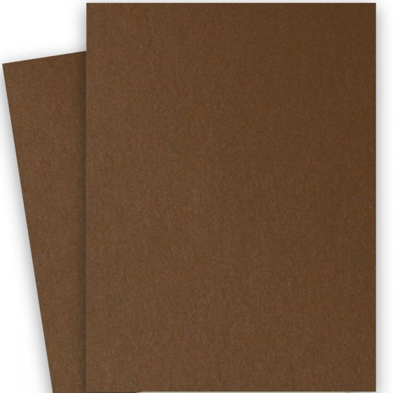Stardream Metallic - 28X40 Full Size Paper - BRONZE - 105lb Cover (284gsm) - 100 PK