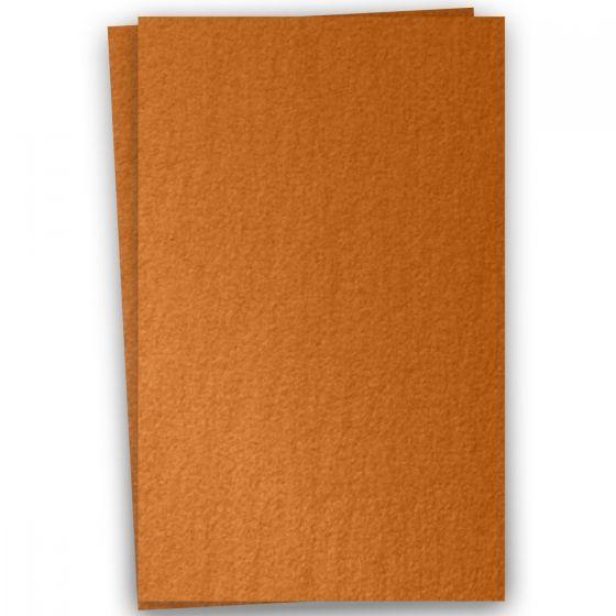 Stardream Metallic - 12X18 Card Stock Paper - COPPER - 105lb Cover (284gsm) - 100 PK