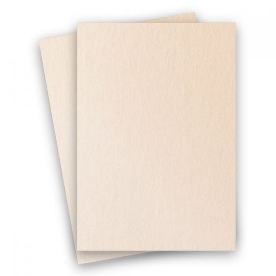 Stardream Metallic - 8.5X14 Legal Size Paper - Coral - 81lb Text (120gsm) - 200 PK