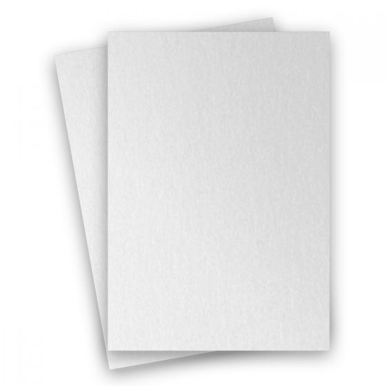 Stardream Metallic - 8.5X14 Legal Size Card Stock Paper - Crystal - 105lb Cover (284gsm) - 150 PK [DFS-48]