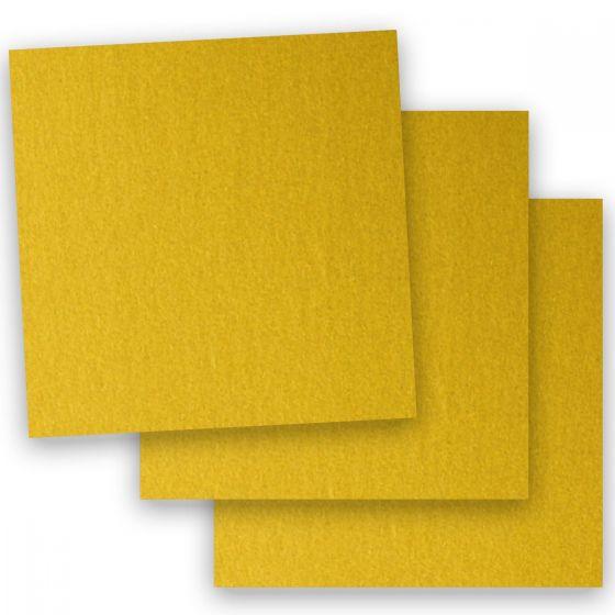 Stardream Metallic - 12X12 Card Stock Paper - FINE GOLD - 105lb Cover (284gsm) - 100 PK [DFS-48]