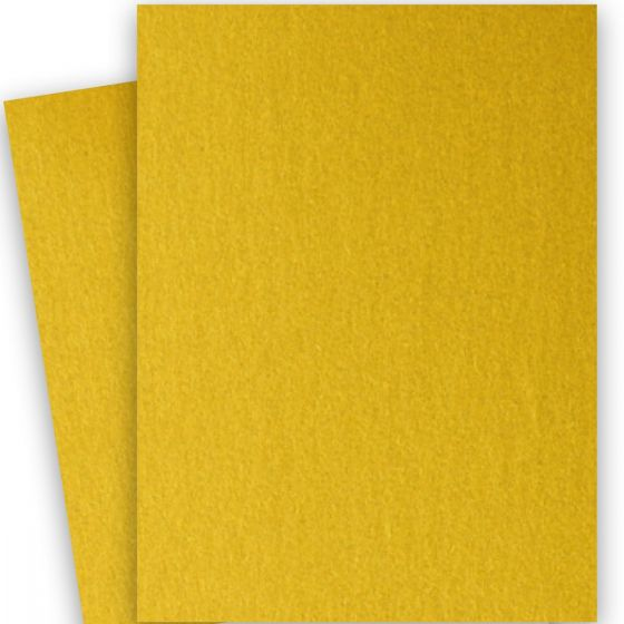 Stardream Metallic - 28X40 Full Size Paper - FINE GOLD - 105lb Cover (284gsm)