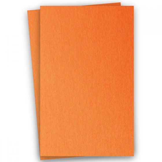 Stardream Metallic 11X17 Card Stock Paper - FLAME - 105lb Cover (284gsm) - 100 PK [DFS-48]