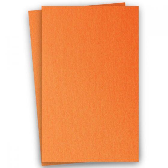 Stardream Metallic 11X17 Paper - FLAME - 81lb Text (120gsm) - 200 PK