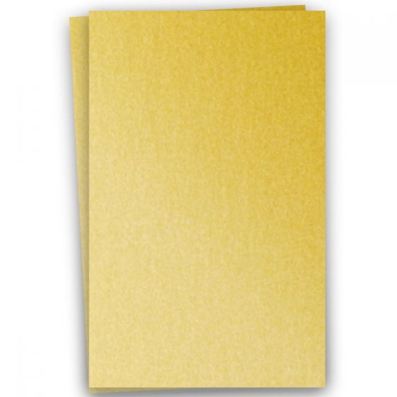 Stardream Metallic - 12X18 Card Stock Paper - GOLD - 105lb Cover (284gsm) - 100 PK [DFS-48]