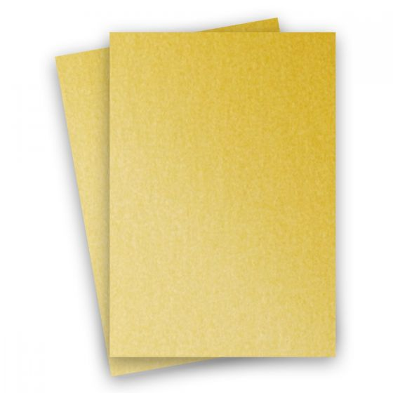 Stardream Metallic - 8.5X14 Legal Size Card Stock Paper - Gold - 105lb Cover (284gsm) - 150 PK