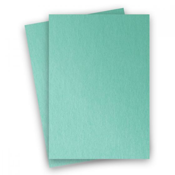 Stardream Metallic - 8.5X14 Legal Size Paper - Lagoon - 81lb Text (120gsm) - 200 PK