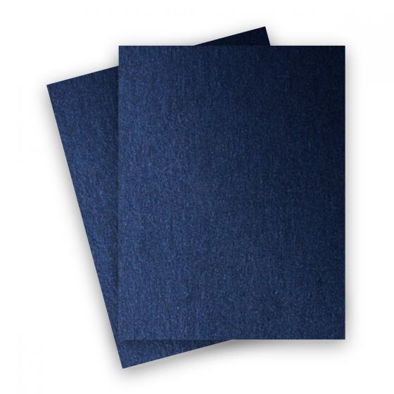 Stardream Metallic - 8.5X11 Paper - LAPIS LAZULI - 81lb Text (120gsm) - 250 PK [DFS-48]