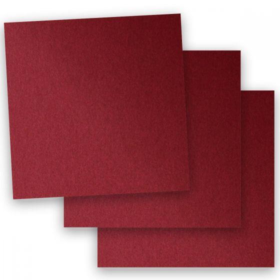 Stardream Metallic - 12X12 Card Stock Paper - MARS - 105lb Cover (284gsm) - 100 PK