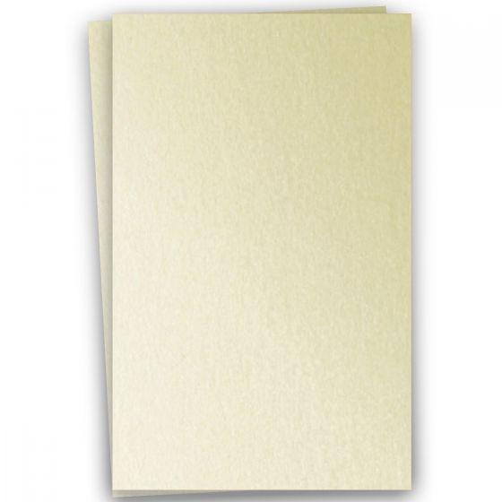 Stardream Metallic - 12X18 Card Stock Paper - OPAL - 105lb Cover (284gsm) - 100 PK
