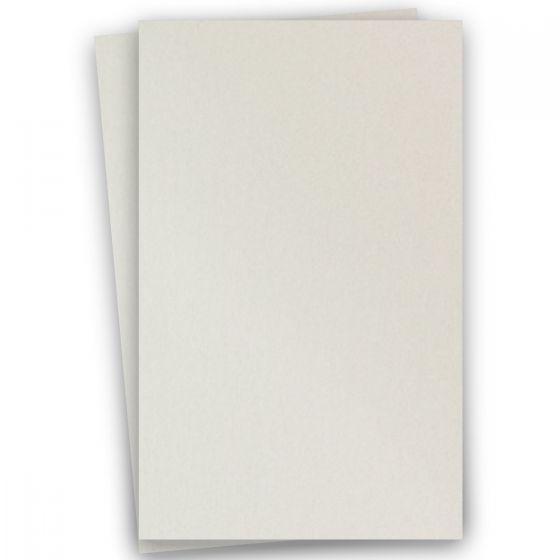 Stardream Metallic 11X17 Card Stock Paper - QUARTZ - 105lb Cover (284gsm) - 100 PK