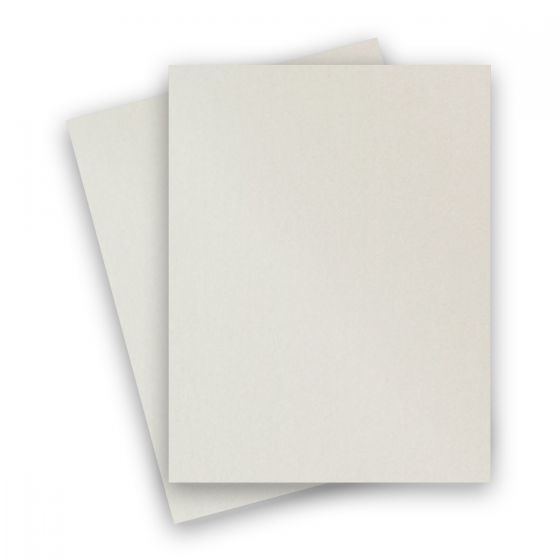 Stardream Metallic - 8.5X11 Card Stock Paper - QUARTZ - 105lb Cover (284gsm) - 250 PK