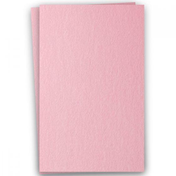 Stardream Metallic - 12X18 Card Stock Paper - ROSE QUARTZ - 105lb Cover (284gsm) - 100 PK
