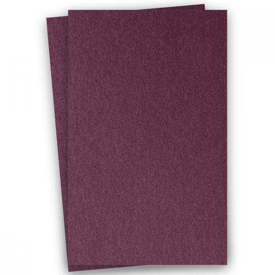 Stardream Metallic 11X17 Paper - RUBY - 81lb Text (120gsm) - 200 PK [DFS-48]