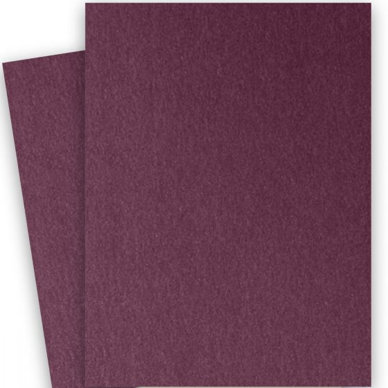 Stardream Metallic - 28X40 Full Size Paper - RUBY - 81lb Text (120gsm)