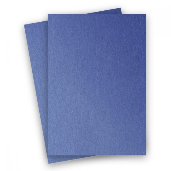 Stardream Metallic - 8.5X14 Legal Size Paper - Sapphire - 81lb Text (120gsm) - 200 PK [DFS-48]
