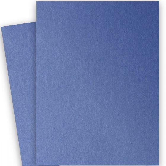 Stardream Metallic - 28X40 Full Size Paper - SAPPHIRE - 105lb Cover (284gsm) - 100 PK