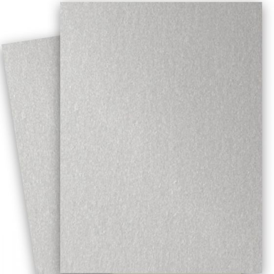 Stardream Metallic - 28X40 Full Size Paper - SILVER - 105lb Cover (284gsm) - 100 PK