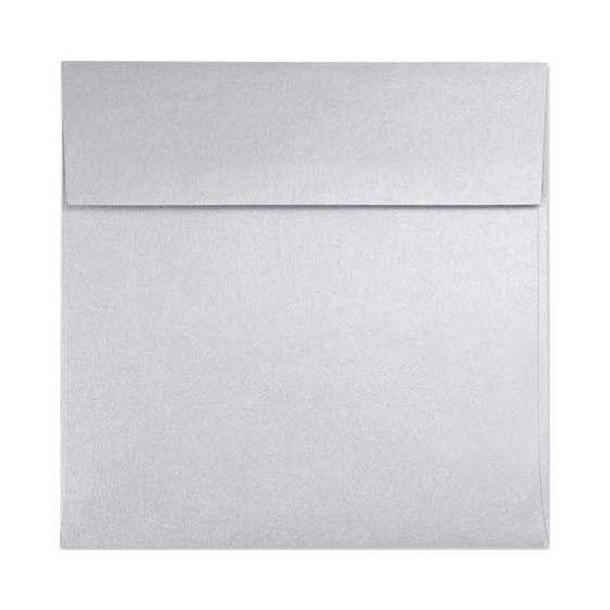 Stardream Metallic Silver - 7.5 in Square ENVELOPES - 25 PK [DFS]