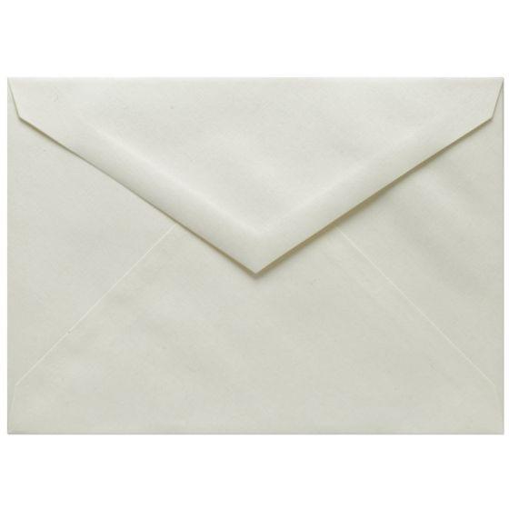 Mohawk VIA Linen - NATURAL - 7 BAR/Lee Envelopes - 1000 PK [DFS-48]