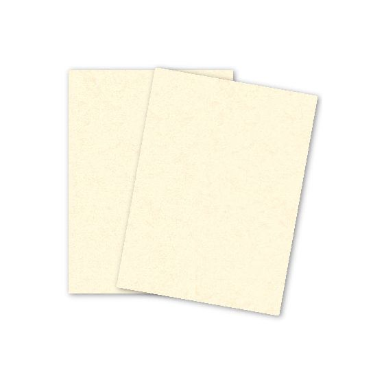 POPTONE Whip Cream - 8.5X11 (100C/270gsm) Card Stock Paper - 100 PK [DFS-48]