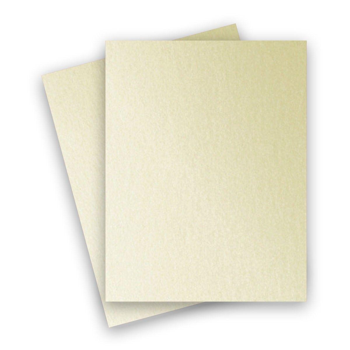 b4fbf573a115 Stardream Metallic - 8.5X11 Paper - OPAL - 81lb Text (120gsm) - 25 PK