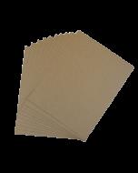 Kraft Raw CHIPBOARD 30 PT 8.5-x-11-inch - 10 Sheets per pack