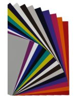Curious SKIN - 27.5 X 39.3 - 100lb Cover (270gsm) FOLIO Cardstock Paper (minimum 20 sheets per color)