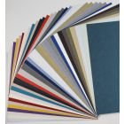Curious Colorful Metallic 8.5 x 11 Cardstock  Variety Pack (37 colors / 2 each) - 74 PK