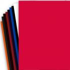 Plike (Plastic-Like) Paper 28.3 x 40.2 Folio - 122LB COVER (minimum 20 sheets per color)