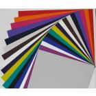 Colorful Extra Smooth 8.5 x 11 CARDSTOCK Matte SKIN Variety Pack (16 Colors / 3 each) - 48 PK