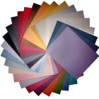Colorful Stardream Metallic 8.5 x 11 Cardstock Variety Pack (28 colors / 3 each) - 84 PK
