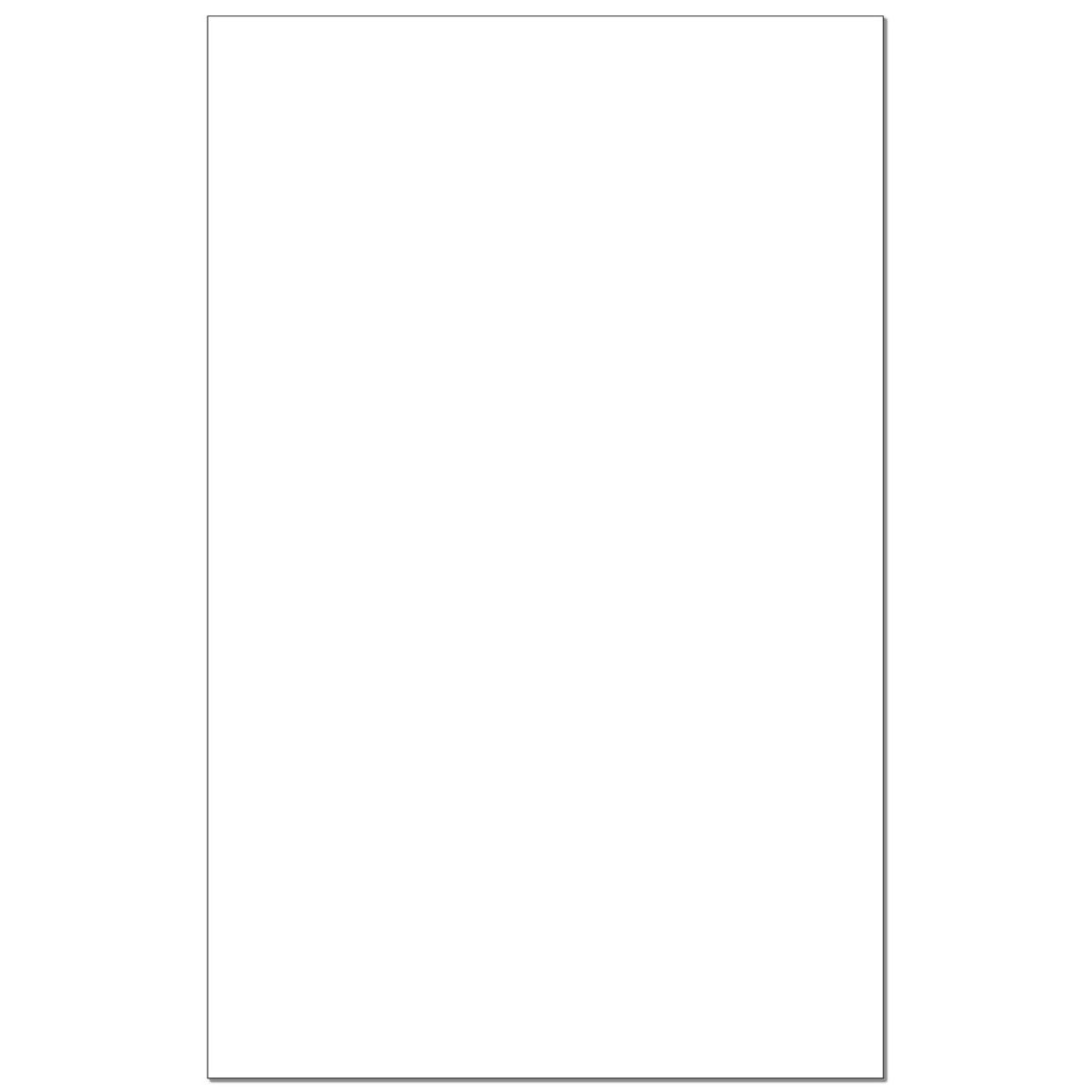 Cougar Super Smooth Text White 11 X 17 Paper 40 100lb Text 250 Pk