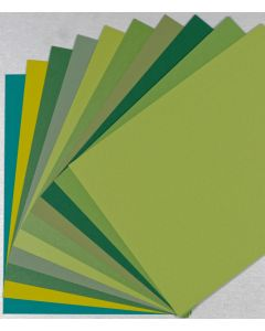 Fav Green Cardstock Papers