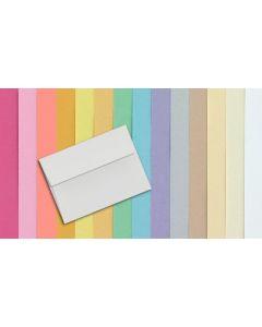 Domtar Colors Earthchoice  - A6 Envelopes - 1000/carton [DFS-48]