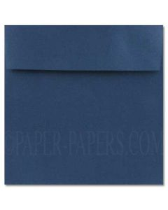 Stardream Metallic - 7.5 in Square ENVELOPES - LAPIS LAZULI - 1000 PK [DFS-48]